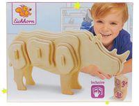 3D пазл-конструктор Eichhorn 3D Puzzle Safari 5476