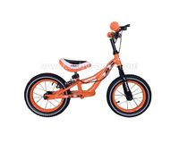 Baby Mix Беговел UR-WB999P оранжевый