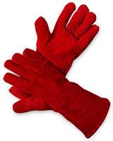 FF HS-02-001 gloves leather - 11 перчатки для сварщиков