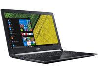 """купить ACER Aspire A515-51G Obsidian Black (NX.GT0EU.005) 15.6"""" FullHD (Intel® Quad Core™ i5-8250U 1.60-3.40GHz (Kaby Lake R), 8Gb DDR4 RAM, 1.0TB HHD, GeForce® MX150 2Gb DDR5, w/o DVD, WiFi-AC/BT, 4cell, 720P HD Webcam, RUS, Linux, 2.2kg) в Кишинёве"""