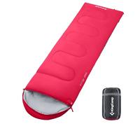 купить Спальный мешок KingCamp KS3121 Oasis 250 (1122) DARK RED в Кишинёве