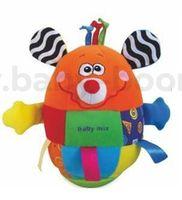 """Baby Mix  EF-TE-8151-20 M Игрушка плюшевая музыкальная """"Мышка"""""""