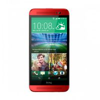 HTC One E8 Red