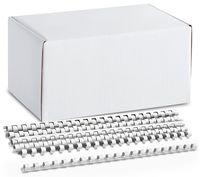 ARGO Пружина пластиковая ARGO A4/10мм, 100 штук, белая