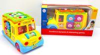 Huile Toys Школьный автобус