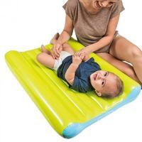 Надувной матрас для пеленания + Мини Насос Baby Changing Mat 79x58x13