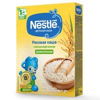 Каша рисовая Nestle, с 4 месяцев, 200г