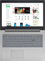 "Lenovo 15.6"" IdeaPad 320-15IAP Grey (Pentium N4200 4Gb 500Gb Radeon™ R5 M530 2GB)"