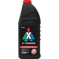 Антифриз (красный), X-FREEZE RED G-12 1л