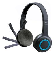 Наушники с микрофоном LOGITECH H600