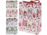 """купить Пакет подарочный """"Подарки"""" 16X11.5X6cm в Кишинёве"""