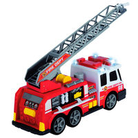 Dickie Пожарная машина со звуком и светом, 37 см