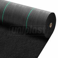 купить Агроткань  90гр/m2 черная с зеленой полосой (2,0м x 50м) HGN в Кишинёве