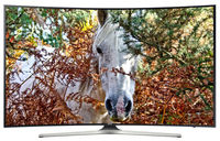 TV LED Samsung UE49MU6300UX, Black