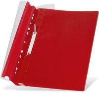 Birotic Express Скоросшиватель пластиковый BIROTIC Express A4/10 красный