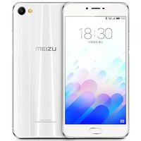 "Meizu M3X, 5.5"" 1920x1080 12Mpix OctaCore 2.3GHz 3Gb 32Gb White"