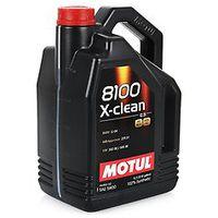 5W30 Motul DPF 8100 X-CLEAN Масло моторное 5L