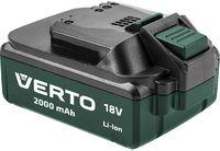 Acumulator pentru scule electrice Verto VES K75657-0