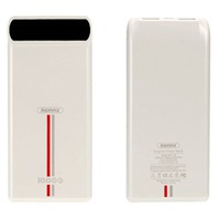 Remax Kincree Power Bank, 10000mAh, White