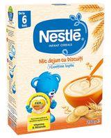 Nestle terci Mic dejun cu biscuiți și lapte, 6+ luni, 250g
