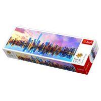 """Puzzle """"1000 Panorama"""" - Manhattan / 500 px, cod 43145"""