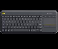 Беспроводная Клавиатура Logitech K400 Plus, Black