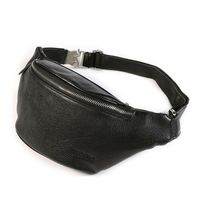 Кожаная сумка  Tiding - поясная сумка