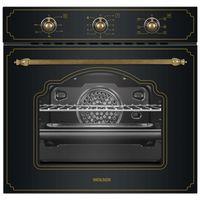 Встраиваемый электрический духовой шкаф Wolser WL- F 66 Rustic Black NEW