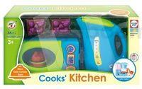 """OP ДЕ05.10 Кухонный набор """"Микроволновая печь и чайник"""""""
