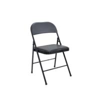 Раскладной стул М01 черный