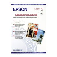 Бумага EPSON A3 20p 260g Semigloss