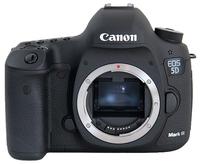 Зеркальная фотокамера CANON EOS 5D Mark III BODY