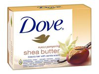 Dove мыло Shea Butter, 100 г