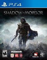 Gamedisc Shadow of Mordor for Playstation
