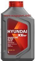 купить Масло моторное Hyundai 5W-30 XTeer G700 1L (5W30) в Кишинёве
