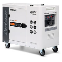 Дизельный генератор DAEWOO DDAE 11000SE