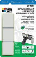ColorWay Комплект для чистки COLORWAY 4803 мобильных устройств портативный