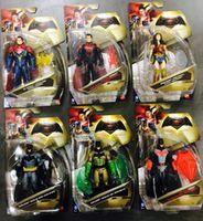 """Batman DJG28 Фигурка-герой из фильма """"Бэтмен против Супермена"""" в асс. (12)"""