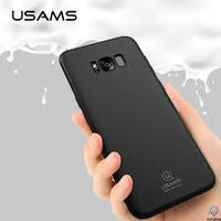 Usams Case Gentle Series Galaxy S8 Plus, Black