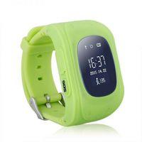 GPS-трекер Wonlex Q50(OLED) Green
