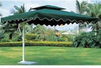Зонт для террасы 2.5x2.5m, квадратный