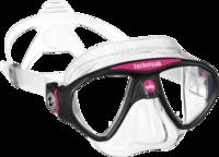 Маска для ныряния Aqualung Micromask Clear SXL Pink