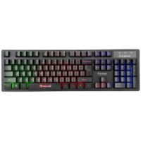 Клавиатура Marvo K616A Gaming, Black