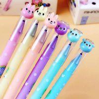 Ручка Пишу- стираю.Синяя. 0.38 мм. Цвет ассорти