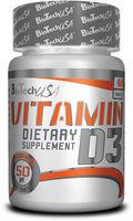 Biotechusa Vitamin D360tab