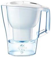 Фильтр-кувшин для воды Brita Aluna XL white (3 картриджа)