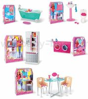 Barbie CFG65 Набор мебели Barbie в ассортименте (8)