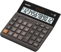 CASIO Калькулятор CASIO DH-12BK, 12-разрядный
