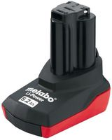 Аккумулятор для инструмента Metabo 10.8V 5.2 Li-Power (625597000)