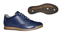 Кожанные кроссовки BELKELME (08377 - 5 /003 )